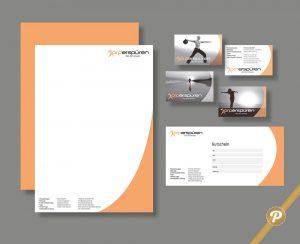 Körperspüren Corporate Design